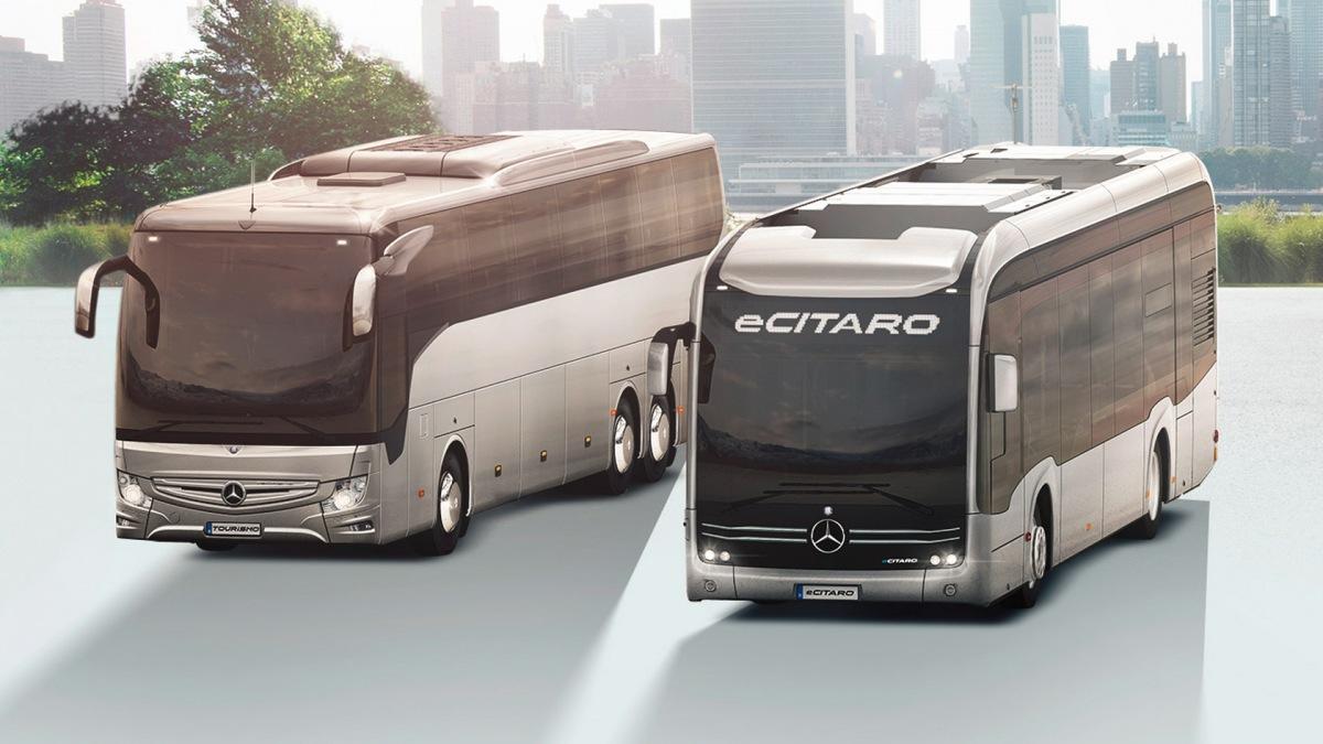 Autobusy Daimler