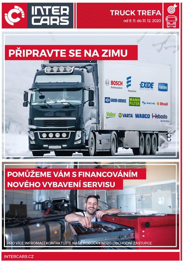 Inter Cars: Připravte se na zimu