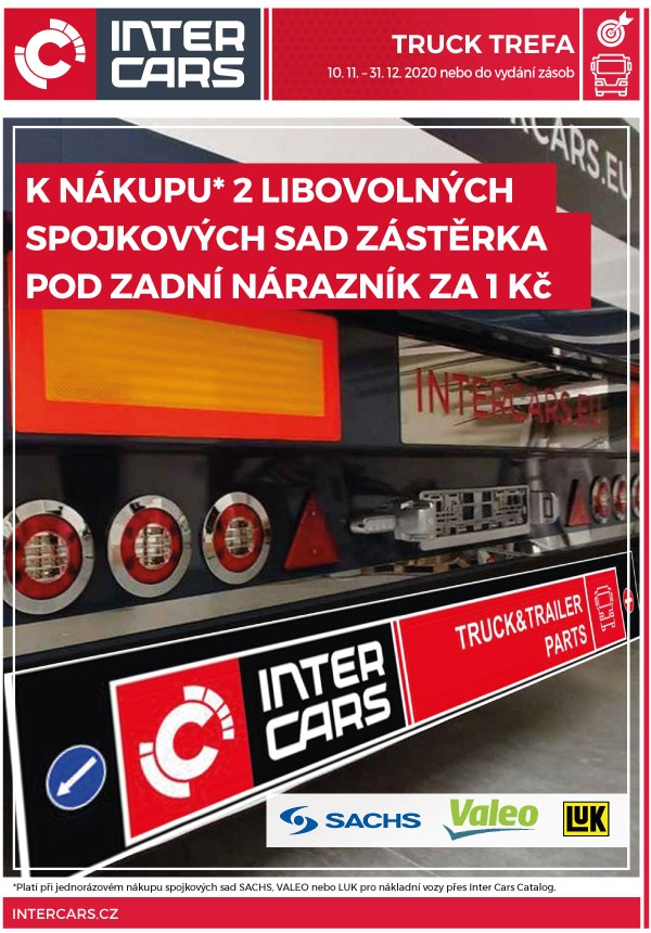 Inter Cars: Zastěrka za kačku