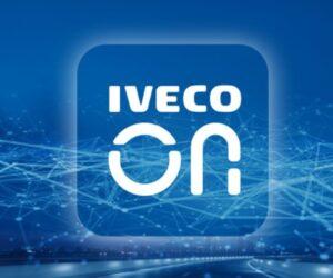 """Iveco představuje novou značku """"IVECO ON"""" pro oblast služeb a dopravních řešení"""