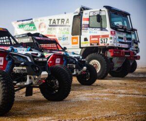 Buggyra odkryla karty a vytáhla trumfová esa pro Dakar 2021
