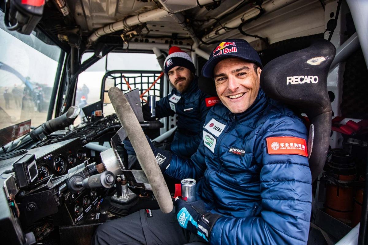 Tatra Buggyra Racing tým