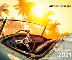 Nový kalendář Stahlgruber pro rok 2021