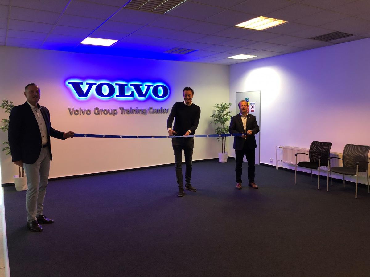 Školící centrum Volvo Group Klecany
