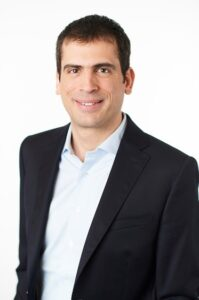 Philippe Colpron, Executive Vice President ZF