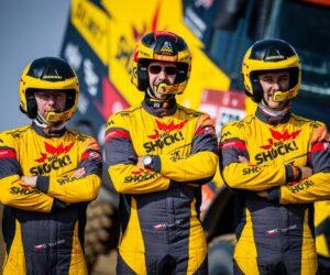 Macík s přehledem vyhrál 9. etapu Dakaru!