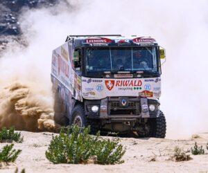 MKR Technology: Van den Brink je s Kozlovským po 4. etapě sedmý