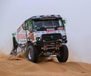 MKR Technology: Huzink se vrátil do závodu