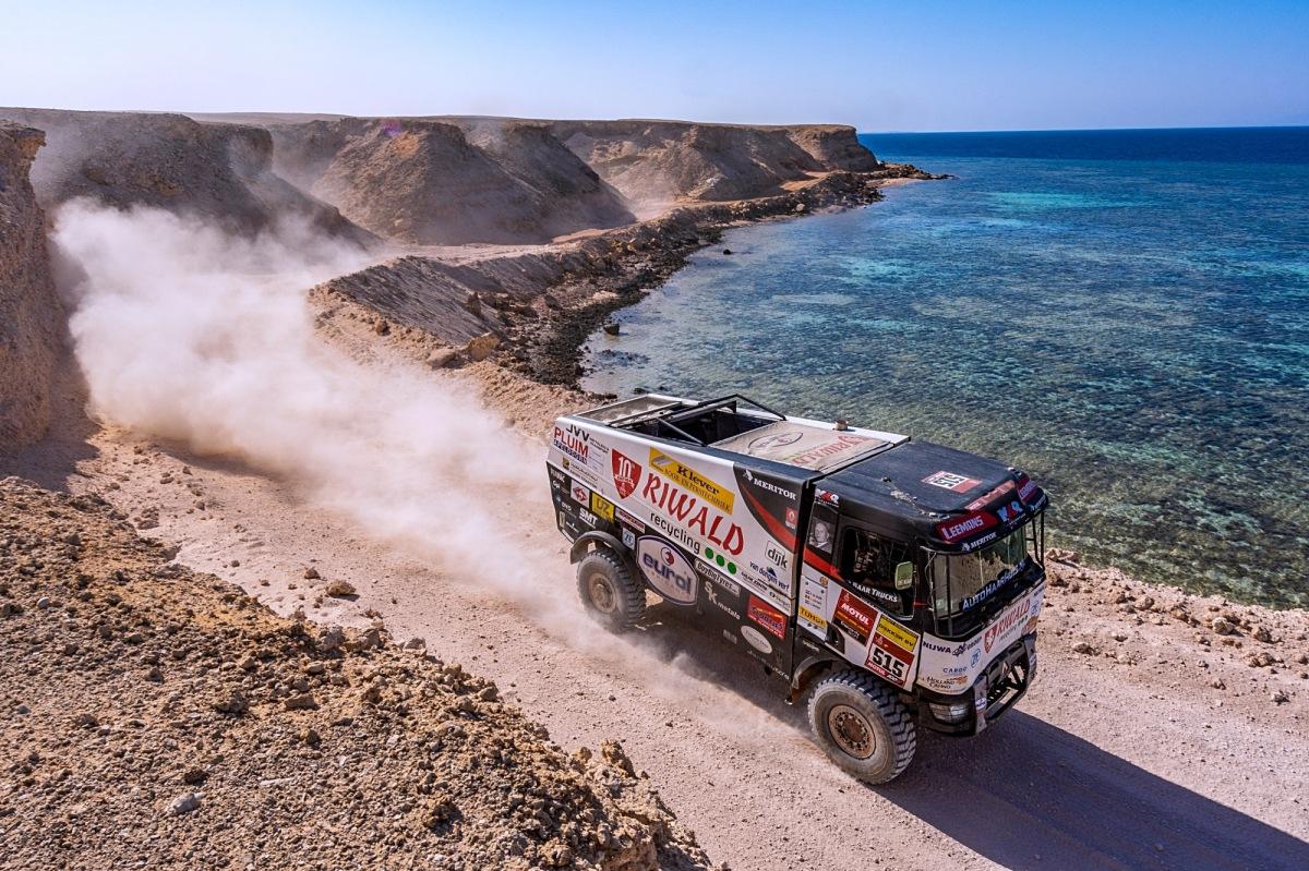 Mammoet Rallysport na Dakaru 2021
