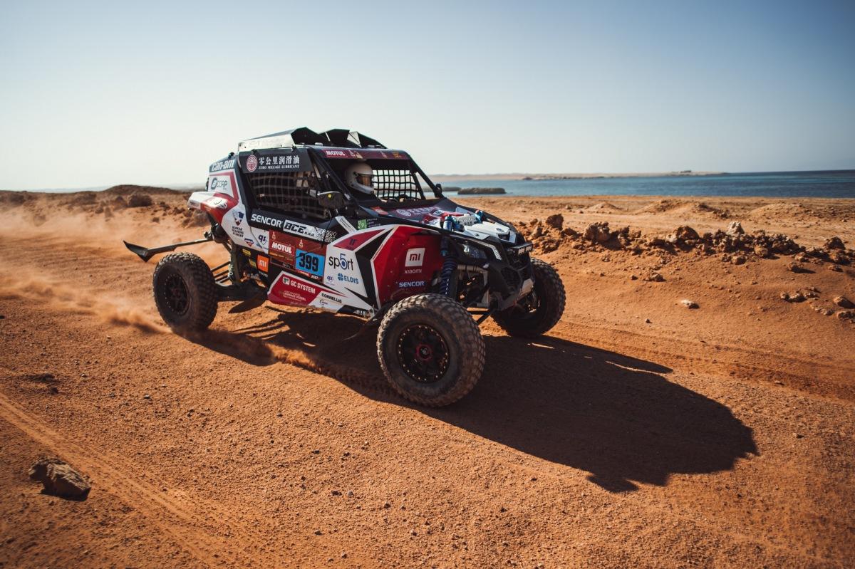 Buggyra Racing na Dakar 2021