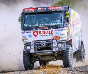 Mario Kress pěje po Dakaru chválu
