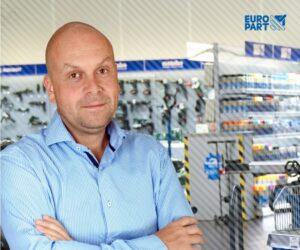 Společnost EUROPART pokračuje v rozvíjení regionu východní Evropy