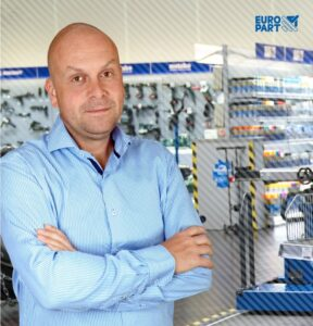 Jiří Novák, Europart