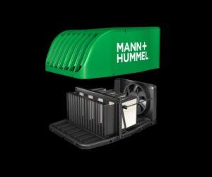 Firma MANN+HUMMEL pomáhá čistit ovzduší
