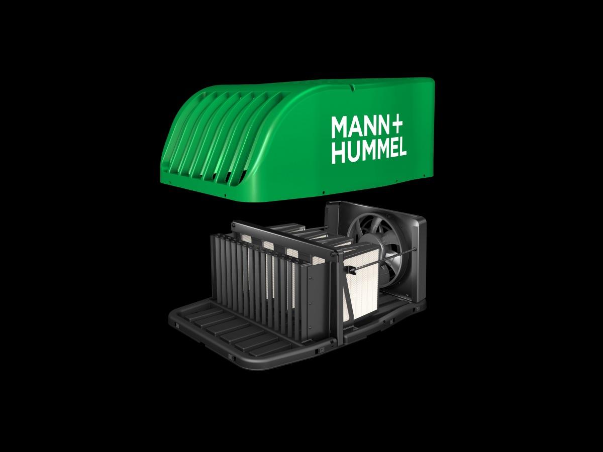 filtr jemných prachových částic MANN+HUMMEL PureAir