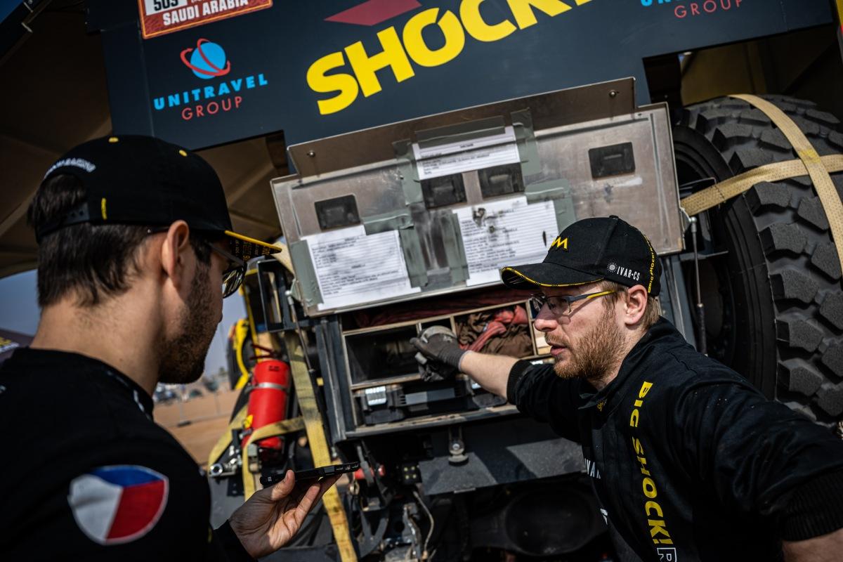 Big Shock! Racing tým 2021