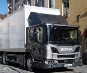 Scania představuje elektronické aktivní řízení a nové asistenční funkce řidiče