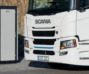 Zájem o zelené dluhopisy Scania