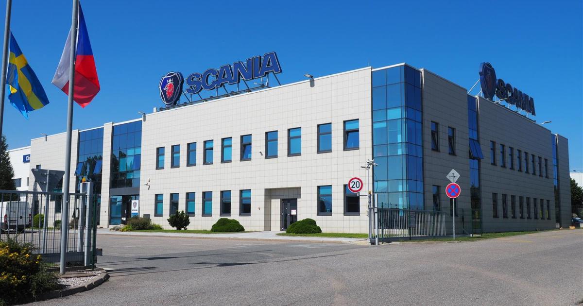 Scania CER