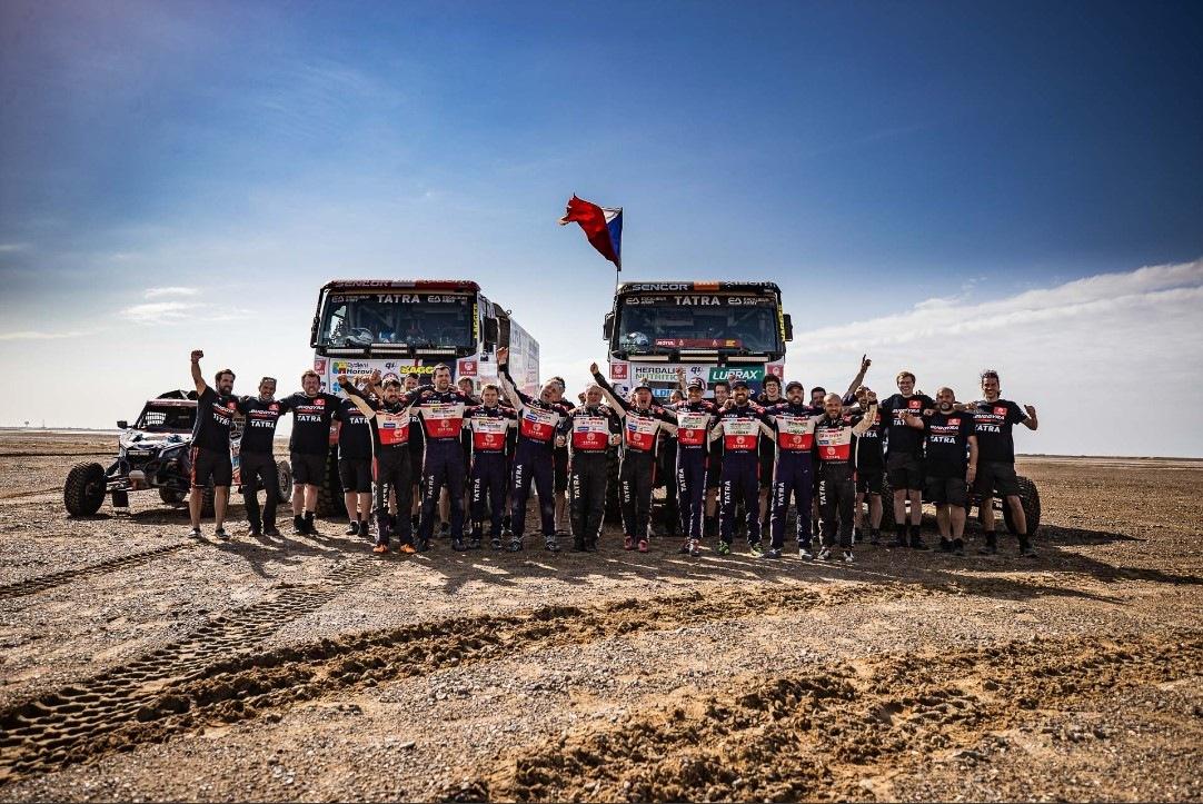 Buggyra Dakar 2021