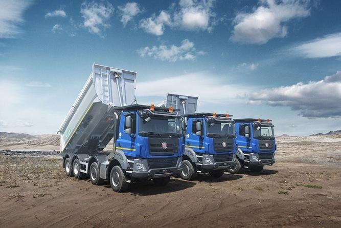 Vozy Tatra Trucks