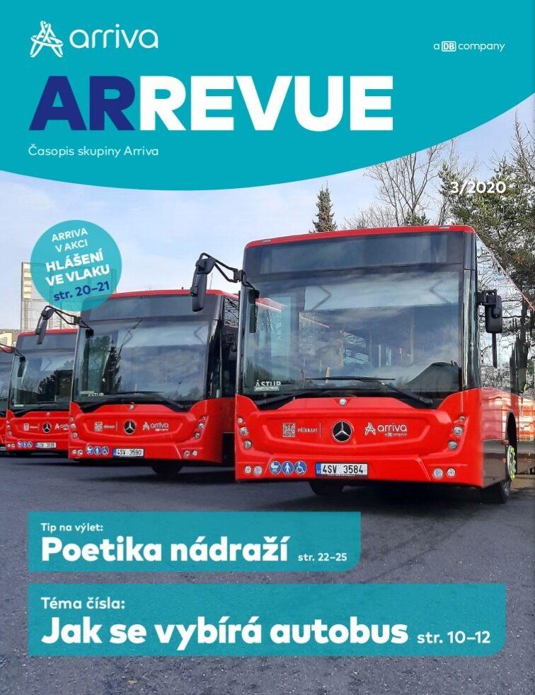 Časopisu ArRevue