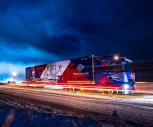 Renault Trucks T 480 ve službách českého biatlonu
