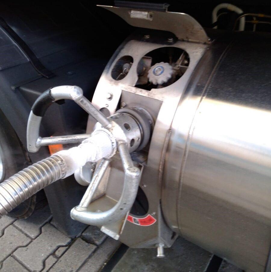 DB Schenker: Tankování LNG
