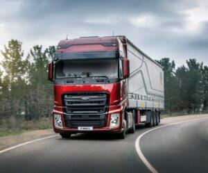 Ford Trucks: F-MAX ECO+ s dojezdem 5.000 km a limitovaný F-MAX BlackLine