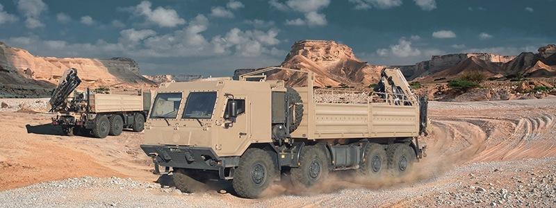 Tatra vojenský vůz