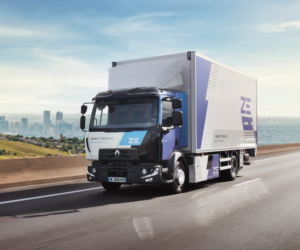 Renault Trucks nabídne od roku 2023 elektrická vozidla v každém segmentu