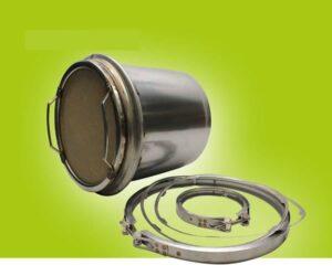 Repasované filtry pevných částic od AVA CEE