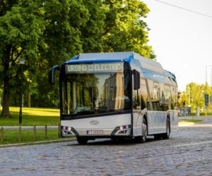 První elektrické autobusy Solaris pro český trh míří do Ostravy