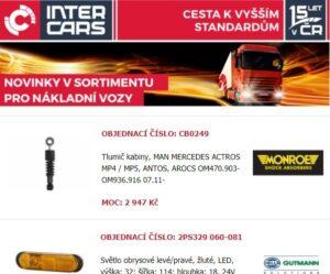 Rozšíření sortimentu Inter Cars