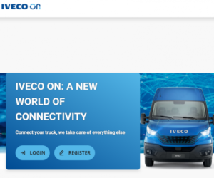 Iveco představuje nový portál IVECO ON s aplikací Easy Way
