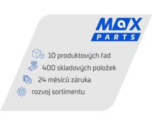 Rozvoj privátní značky MAXPARTS v ADIPu