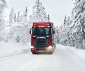 Přehled hospodaření společnosti Scania za rok 2020