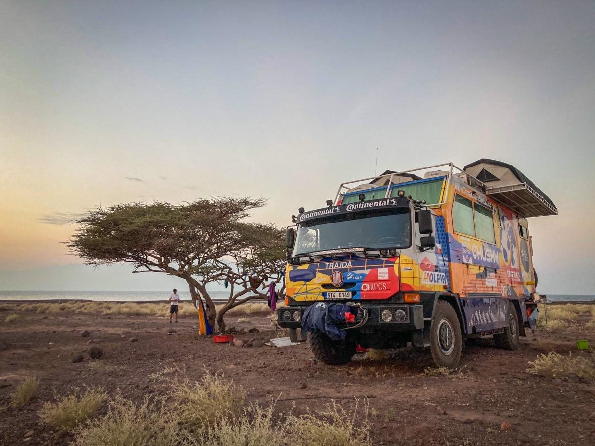 Expedice Tatrou kolem světa 2