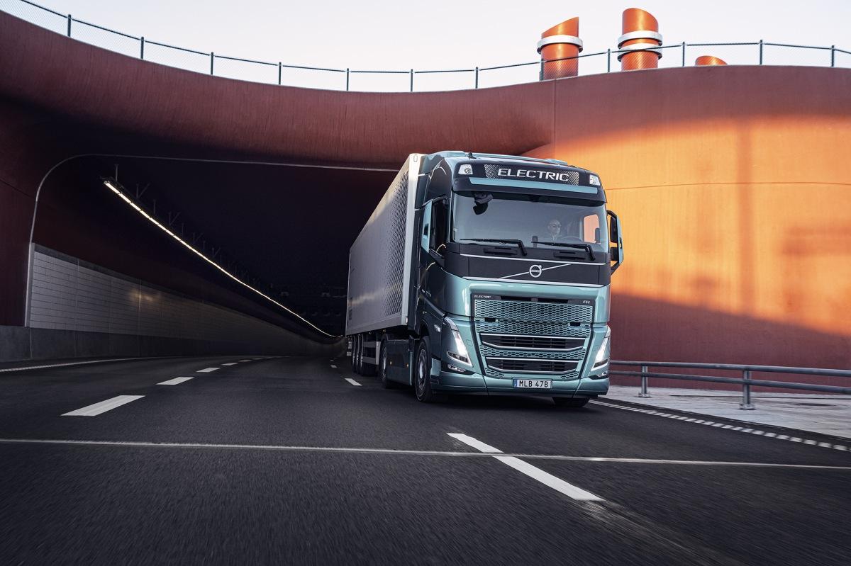 Vozy Volvo Trucks