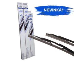 Nové stěrače MAX PARTS v nabídce firmy ADIP