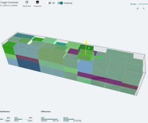 DB Schenker s novým algoritmem BinPACKER optimalizuje kapacity při nakládkách kamionů a kontejnerů