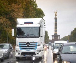 Výrobci nákladních vozidel a ekologové spojují své síly