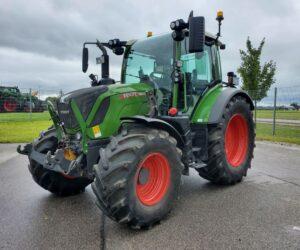 Continental TractorMaster se stal pneumatikou schválenou pro první výbavu traktorů značky Fendt