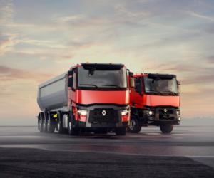 Renault Trucks inovuje své modelové řady T, T High, C a K