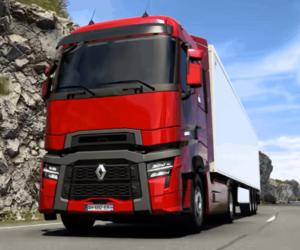 Originální premiéra nových nákladních vozů Renault Trucks