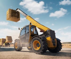 Společnost Continental uvádí na trh novou pneumatiku pro manipulátory