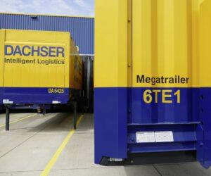 Dachser přechází na megatrailery