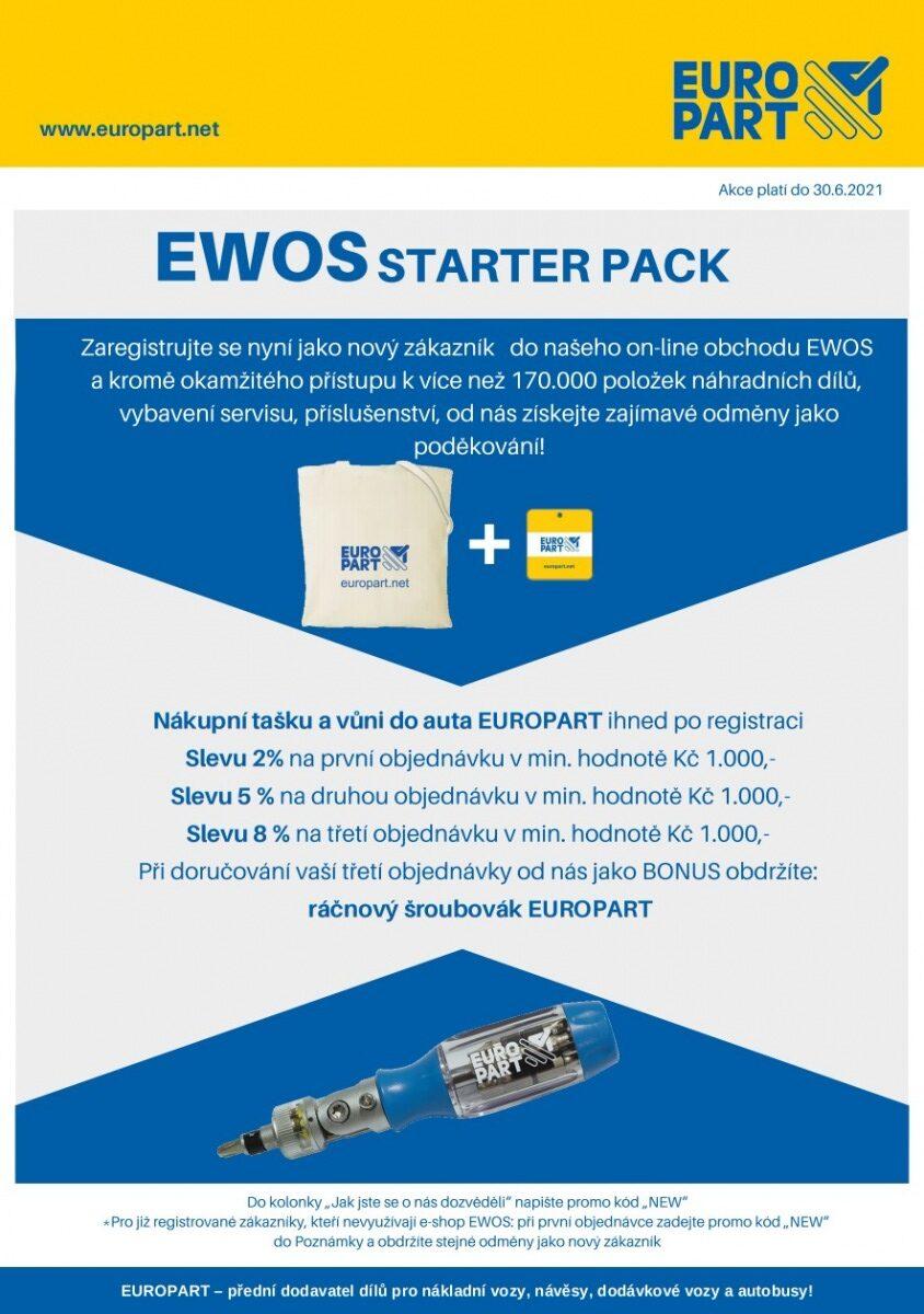 Akce EUROPART k registraci do EWOS