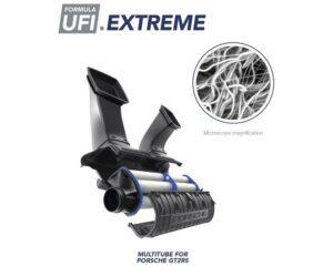 FormulaUFI, značka materiálů filtrů UFI Filters
