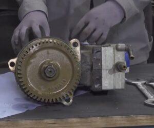 Výměna kompresoru stlačeného vzduchu [VIDEO]
